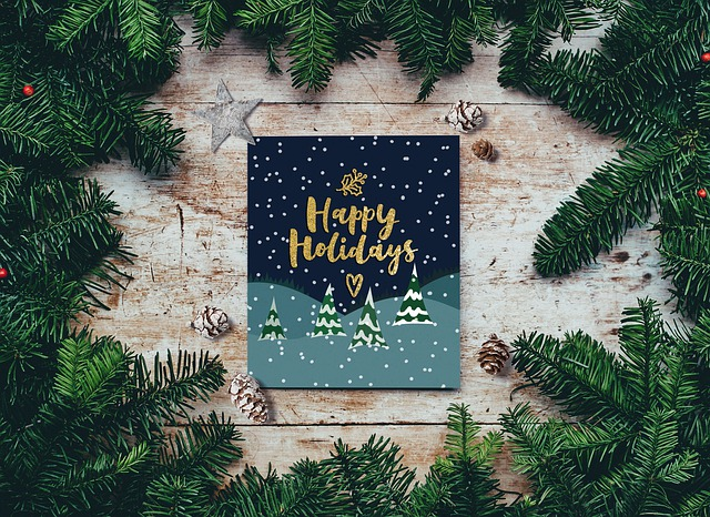 Happy holidays from Benchmark Wealth Management
